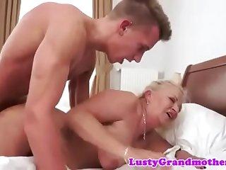 Fucking my grandmother