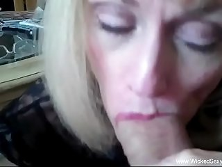 Slut Cocksucker Grandmother At Home