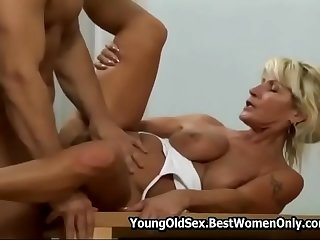 Hairy Hot Mature Fucks Young Lover Voyeur YoungOldSex.BestWomenOnly.com <_ Part2 FREE Watch Here