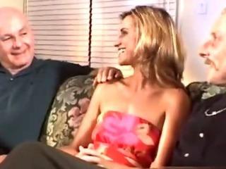 Natalie Houston is a gorgeous wife of a voyeur  th